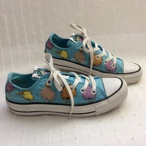 Converse - The Lorax! Limited Edition from 2012!